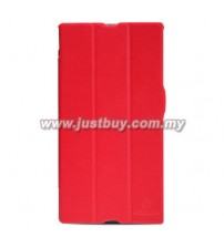 Sony Xperia Z Ultra Nillkin Fresh Slim Case - Red